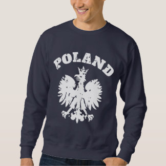 Men's Polish Pride Eagle Symbol Sweatshirt