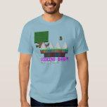Men's Professor Nasty Time: Shirt Coloured (Sharp)