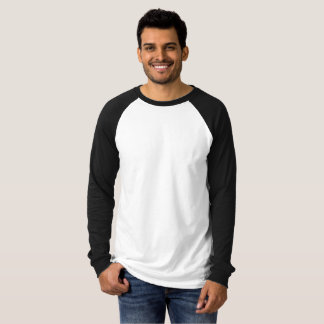 Men's Raglan Long Sleeve T-Shirt