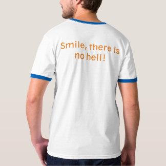 Men's Ringer SHL Smile Shirt