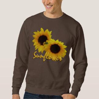 Men's Sunflower Sweatshirts Custom Sunflower Shirt
