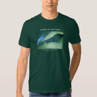 Men's T / Inside An Ice Cave T-shirt