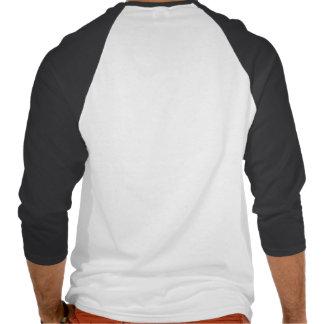 Mens Two sided rock n f n roll 3/4 sleeve shirt