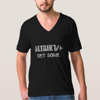 Men's V-neck GET SOME T T-Shirt
