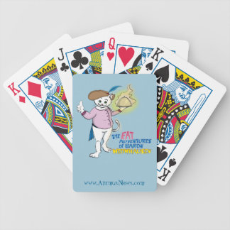 Meowhausen the Cat Playing Cards Animus Cute Pets