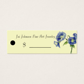 Merchandise Price Tags (Morning Glory)