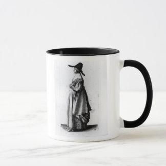 Merchant's Wife, 1640 Mug