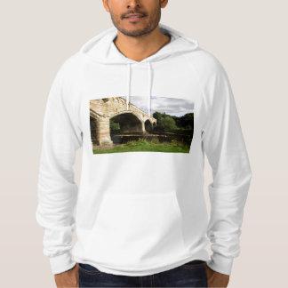 Mercury Bridge, Richmond, North Yorkshire Hoodie