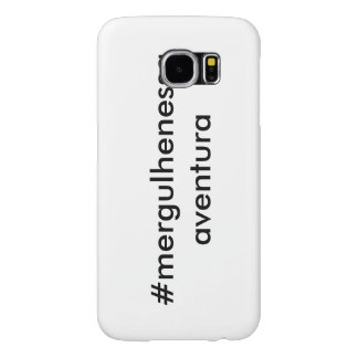 #mergulhe in this samsung galaxy s6 cases