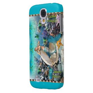 Mermaid Galaxy S4 Case