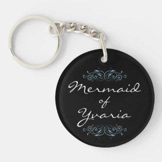 Mermaid of Yvaria Keychain