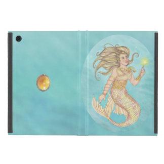 Mermaid Sea Queen Fia Fantasy Case For iPad Mini