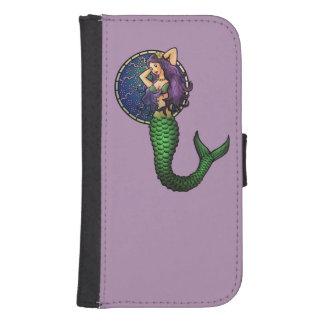 Mermaid smart phone wallet