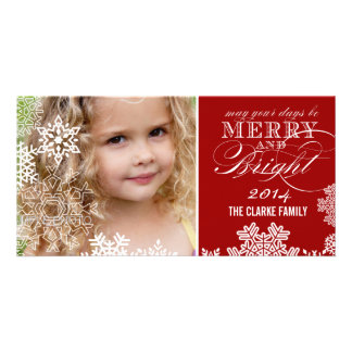 MERRY AND BRIGHT 2014 HOLIDAY PHOTO CARDS