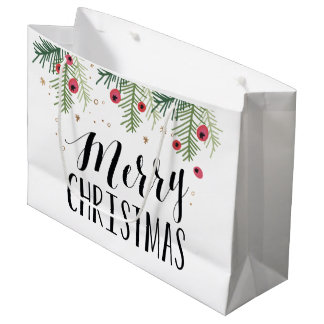 Merry Berry Collection Large Gift Bag