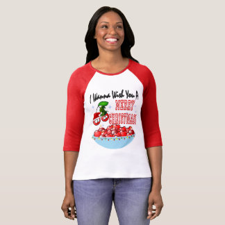 Merry Christmas from the Cherry Bowl T-Shirt