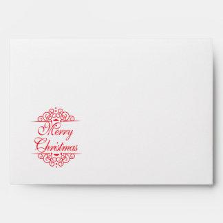Merry Christmas graphic Envelope