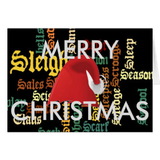 Merry Christmas Have a Nice Day & a Better Night Card