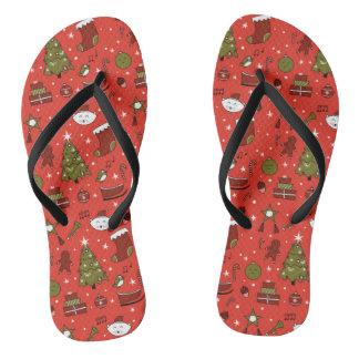 Merry Christmas Jandals