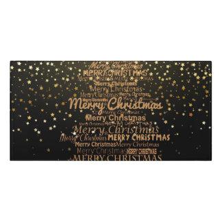 Merry Christmas Season Door Sign