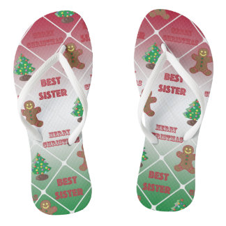 Merry Christmas to best sister Jandals