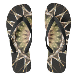 Merry Custom Adult, Wide Straps Jandals