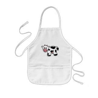 Merry Moo Cow Kid's Apron