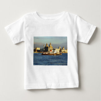 Mersey Ferry & Liverpool Waterfront T-shirts