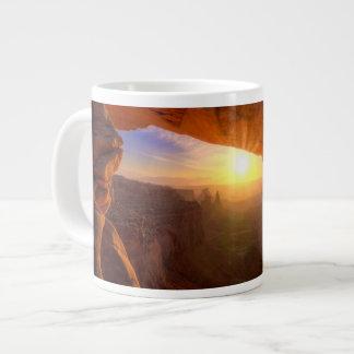 Mesa Arch, Canyonlands National Park Large Coffee Mug