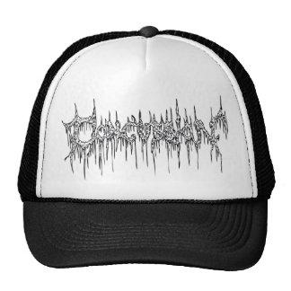 Mesh Trucker Hat - Death Metal