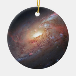 Messier Object 106 Christmas Ornament