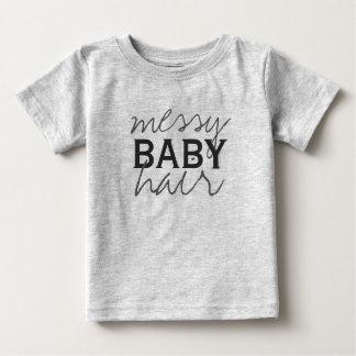 Messy Baby Hair Tshirt
