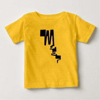 messy baby meep t-shirts