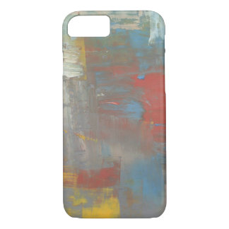Messy Paint iPhone 7 Case