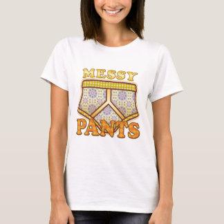 Messy Pants T-Shirt