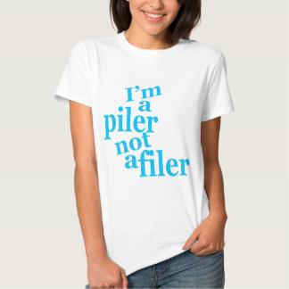 Messy Pile Tee Shirts