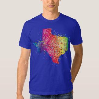 Messy Texas Tshirt
