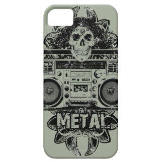 METAL! Boombox Art iPhone 5 Cover
