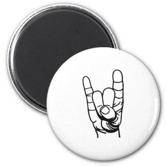 Metal hand - Devil of finger Magnet