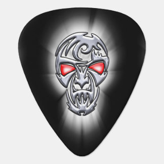 Metal Head Guitar Pick