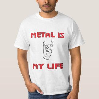 Metal Life Shirt