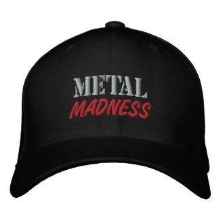 Metal Madness Baseball Cap