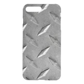 metal material textures iPhone 8 plus/7 plus case