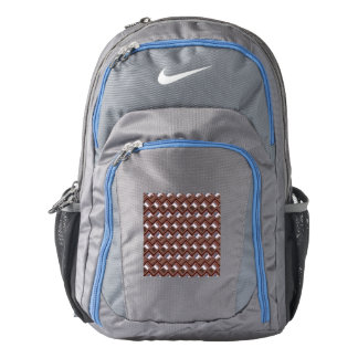 metal Weave pink (I) Backpack