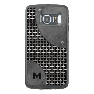 Metallic Deco Galaxy S6 Edge Otterbox Case