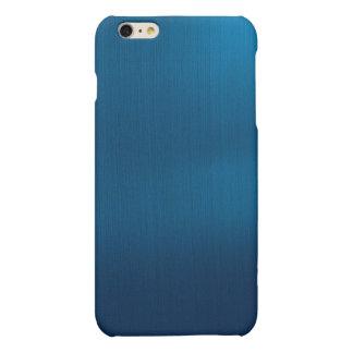 Metallic Deep Ocean Blue