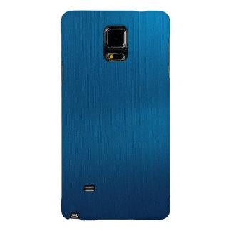 Metallic Deep Ocean Blue Galaxy Note 4 Case