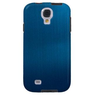 Metallic Deep Ocean Blue Galaxy S4 Case