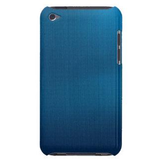 Metallic Deep Ocean Blue iPod Touch Cover