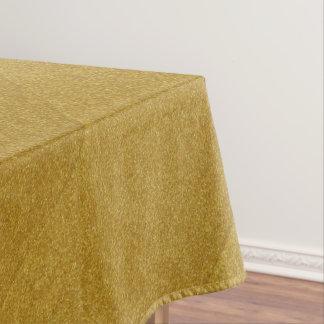 metallic gold glitter texture tablecloth